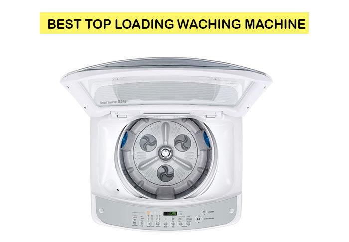 Best Top Loading Waching Machines